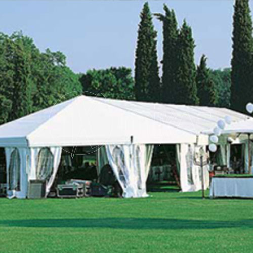 Marquee tent for receptions Tuscany